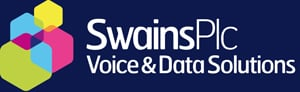 Swains Voice and Data Logo