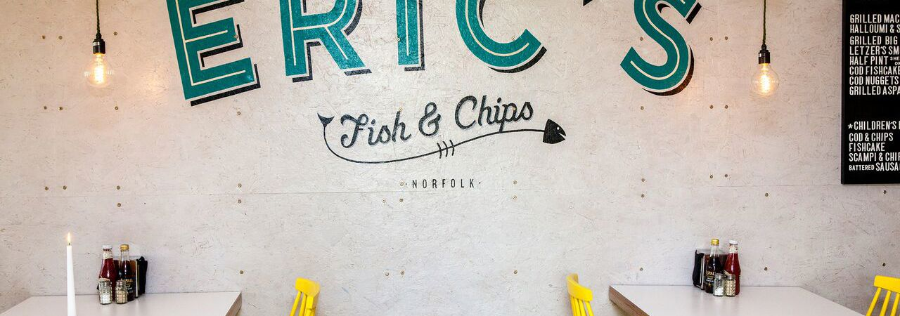 Erics fish and chips