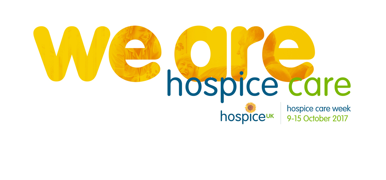 we are Hospice care logo