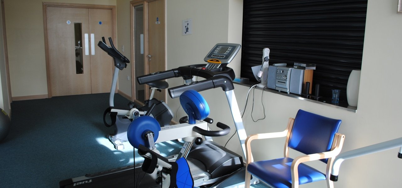 Gym and exercise equipment