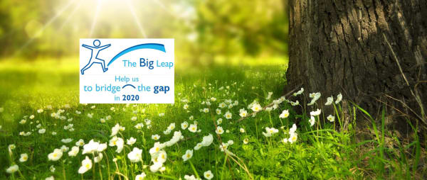 Gardens with the Big Leap logo