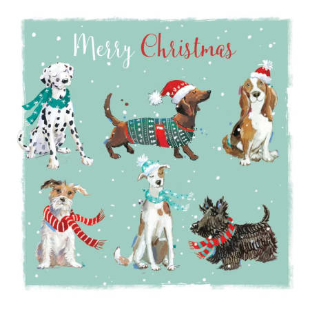Have a Woofing Christmas: Christmas Cards